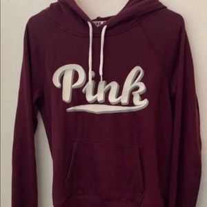 Small PINK hoodie